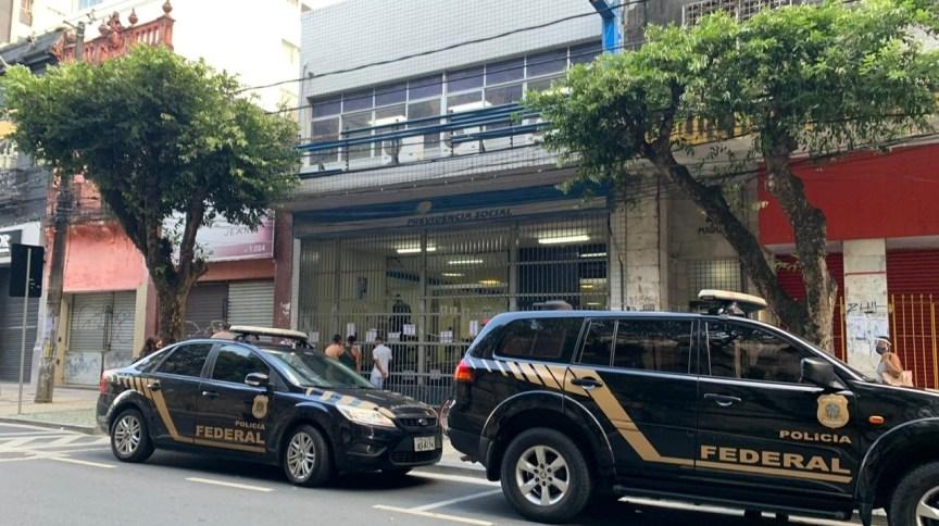 Operação da Polícia Federal em Salvador