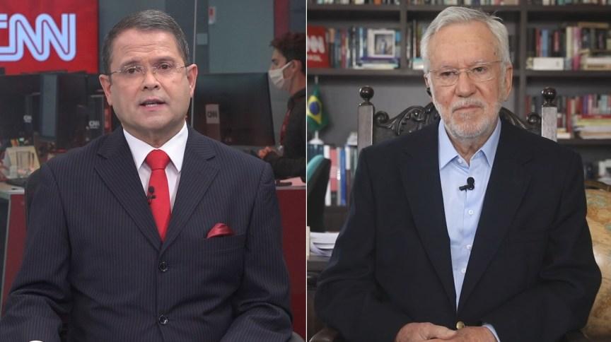 Liberdade de Opinião: Sidney Rezende e Alexandre Garcia comentam política no Liberdade de Opinião
