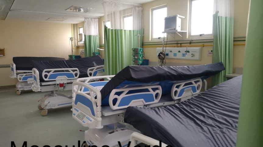 Hospital de Bonsucesso se prepara para atender pacientes de Covid-19