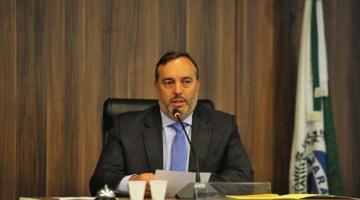 Francisco Francischini, candidato do PSL a prefeito de Curitiba