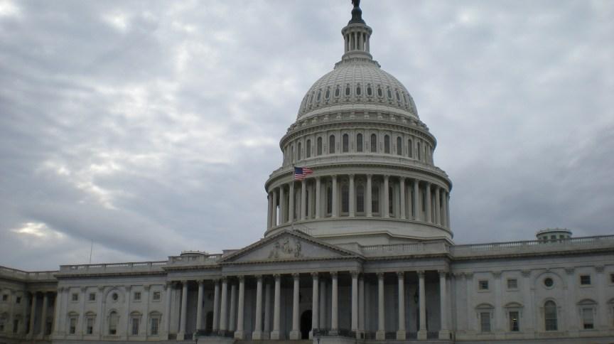 Capitólio, prédio do Congresso dos Estados Unidos