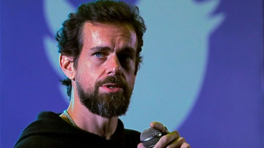 Jack Dorsay, presidente do Twitter
