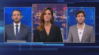 Bruno Salles e Caio Coppolla debatem a pesquisa divulgada pelo Ibope, que mostra que a popularidade de Jair Bolsonaro atingiu o índice mais alto desde a posse