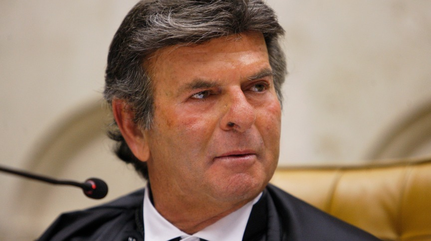 <strong>O ministro do Supremo Ttribunal Federal (STF) Luiz Fux</strong>