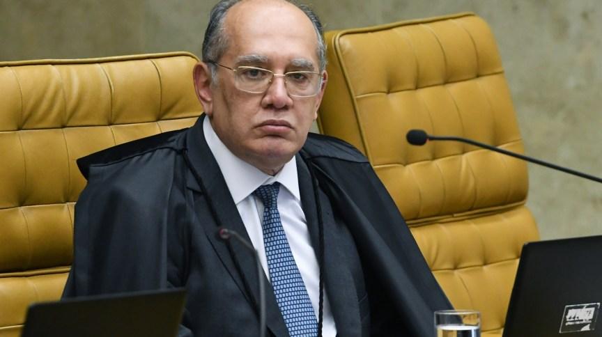 O ministro do STF Gilmar Mendes