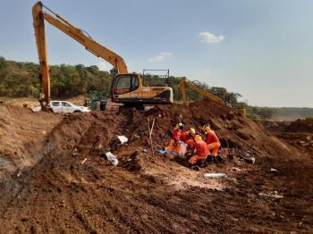 A TÜV SÜD disse em um comunicado que continua convencida de que não tem responsabilidade legal pelo rompimento da barragem