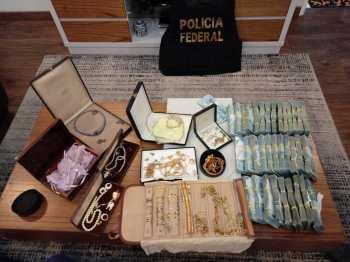 Além dos mandados de prisão preventiva e de busca e apreensão, também foi autorizado o bloqueio de bens avaliados em R$ 32 milhões