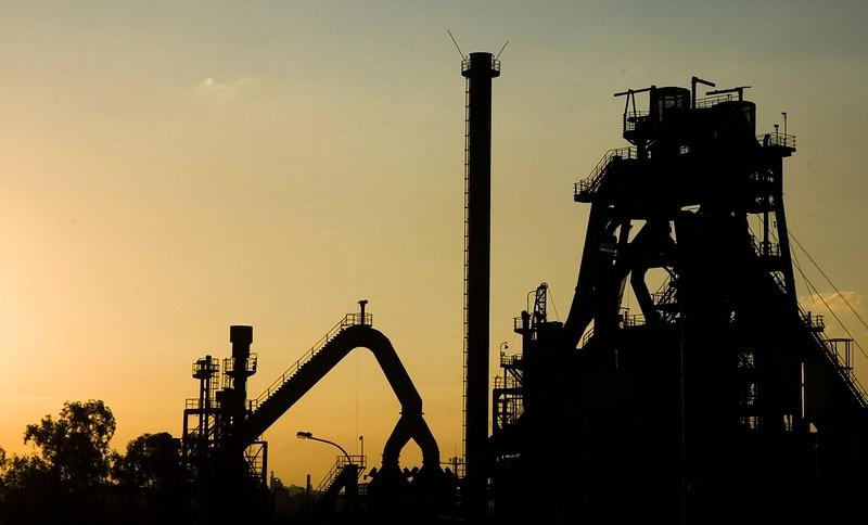 Usina siderúrgica em SP: é normal que indústrias pesadas tenham riscos mais altos, o que as diferencia é como trabalham para reduzi-los