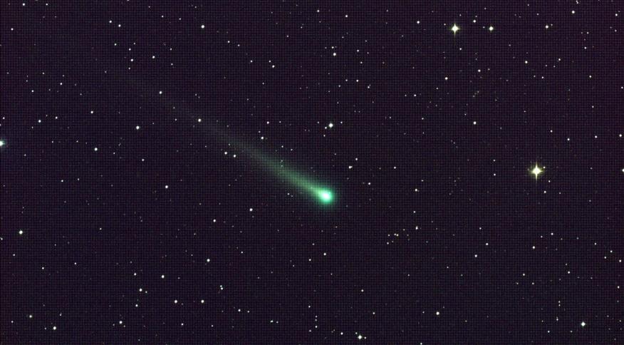 Passagem do cometa Ison