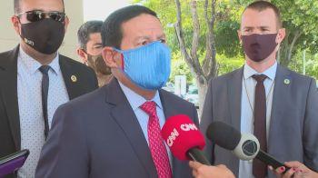 Recurso estava retido pelo Ministério da Economia; valor será utilizado para o combate às queimadas