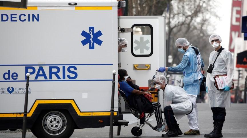 O país se prepara para um aumento nos casos de COVID-19