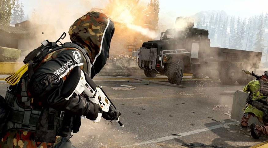 Call of Duty: Modern Warfare, sucesso de vendas da Activision