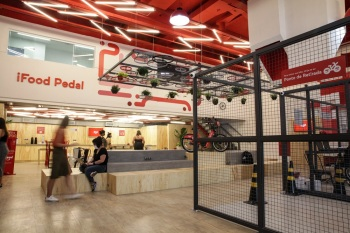 Chamada de iFood Pedal, medida quer incentivar entregadores de delivery a aderiram as e-bikes. Projeto disponibilizará 500 modelos até o final deste ano