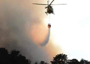 Região do Chaco está sendo devastada por chamas