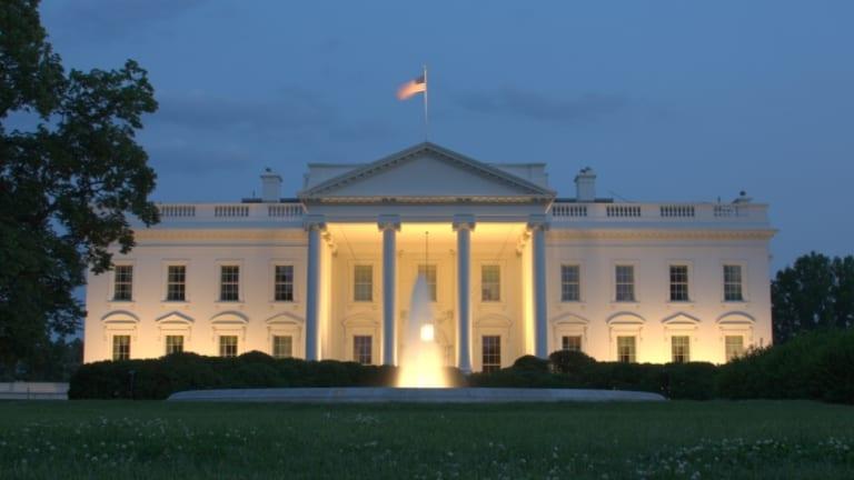Casa Branca, sede da presidência dos Estados Unidos