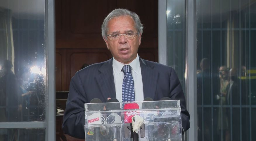 Paulo Guedes, ministro da Economia:cansado da polêmica e má interpretação sobre a criação do novo tributo