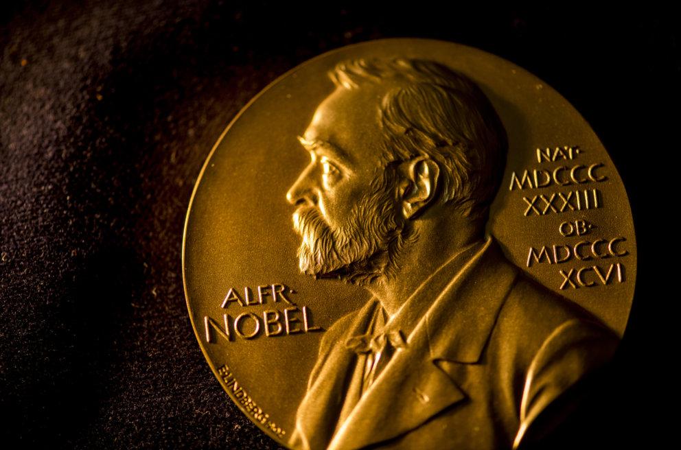 Medalhas do Prêmio Nobel foram concedidas pela primeira vez em 1901.