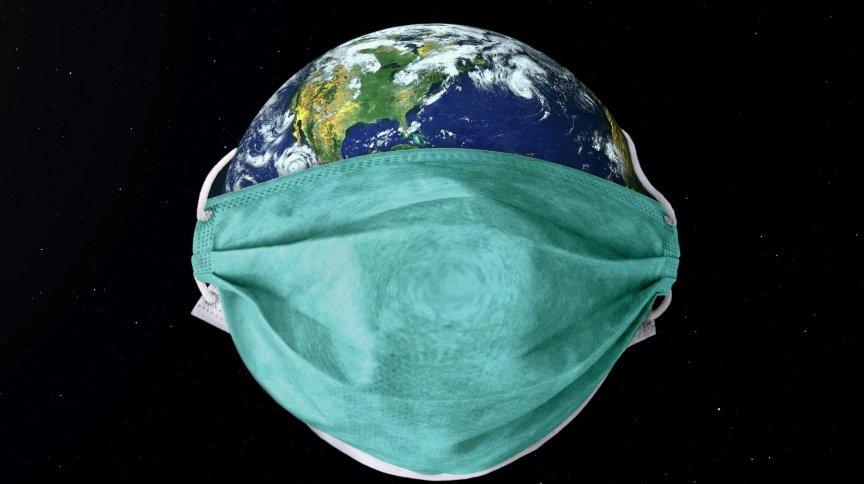 Cerca de 30% destes casos, ou 2 milhões de infecções, estão nos Estados Unidos