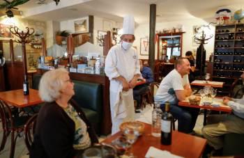 Países como Alemanha e França voltaram a adotar duras medidas de lockdown, em um forte golpe para restaurantes, academias e lojas
