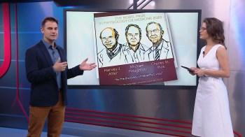 Médicos que descobriram vírus da hepatite C levam o Nobel de Medicina