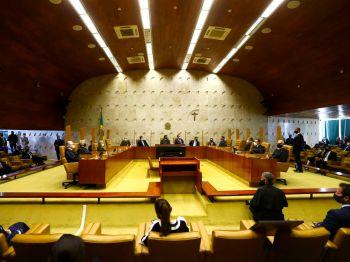 AGU apresentou ação, a pedido de Bolsonaro, logo após presidente ser incluído no inquérito das fake news; julgamento começa na sexta (22)
