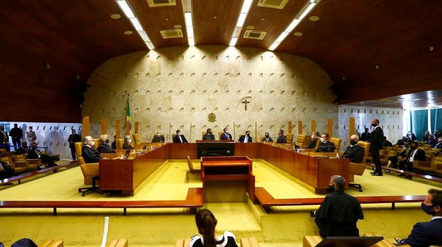 Cerimônia de posse do presidente Luiz Fux, do Supremo Tribunal Federal (STF)
