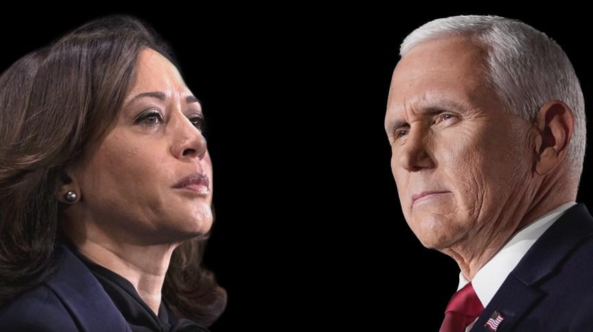 CNN transmite o debate entre Kamala Harris e Mike Pence ao vivo