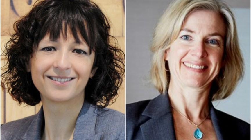 Emmanuelle Charpentier e Jennifer A. Doudna foram as ganhadoras do Nobel de Química 2020
