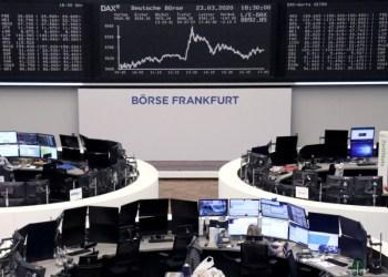 Principais índices europeus encerraram o pregão em queda, ainda temendo os efeitos do coronavírus na economia mundial