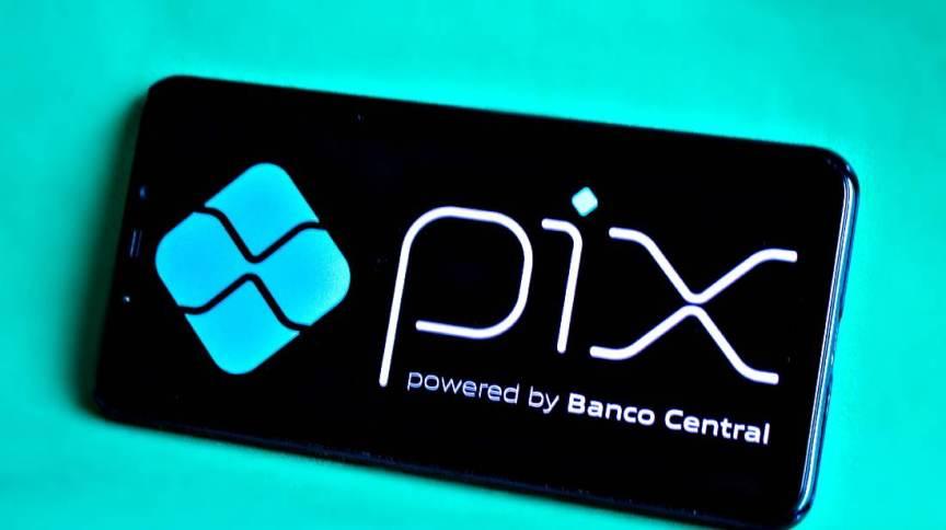 Logo do Pix, do Banco Central: tecnologia terá início no próximo dia 16