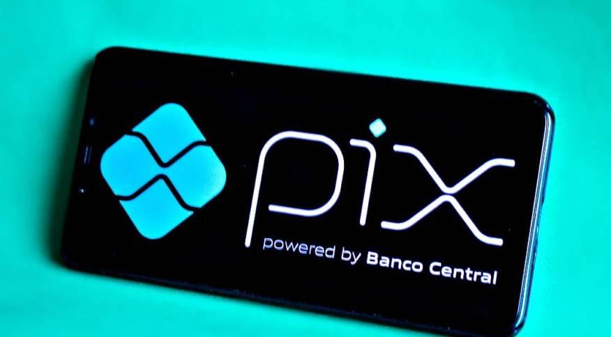 Logotipo do Pix: novo sistema de pagamentos instantâneos será tão seguro quando transferências via TED, garante diretor do BC
