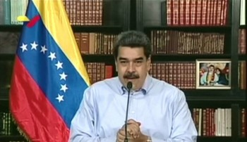 Presidente venezuelano atribuiu o aumento da transmissão de Covid-19 no país à variante encontrada no Brasil