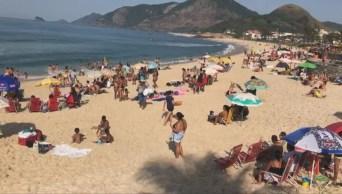 As praias do Nordeste brasileiro também estão entre as mais procuradas neste fim de 2020. A taxa de ocupação de hotéis na região já chega a quase 80%