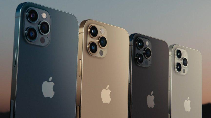 O iPhone 12 Pro, anunciado pela Apple
