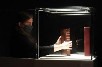 A venda desta quarta-feira foi a primeira vez em quase 20 anos que uma cópia completa do Primeiro Fólio foi a leilão