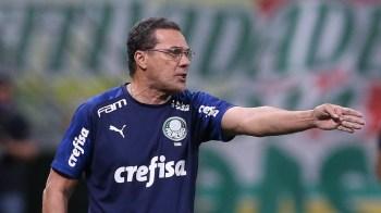 Luxemburgo deixa o Palmeiras com o clube na 7ª colocação do Brasileiro e classificado para as oitavas de final da Copa Libertadores