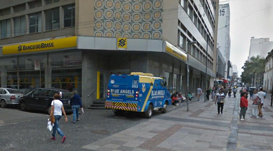 Agência do Banco do Brasil em Campinas onde mulher levou homem morto ao banco para fazer prova de vida