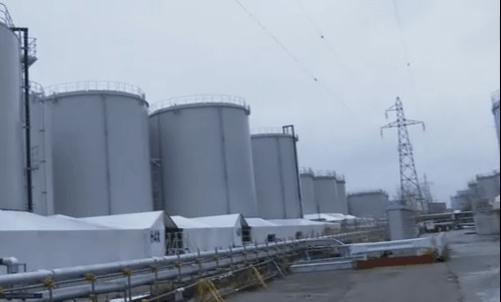 A usina nuclear Fukushima Daiichi foi destruída por um terremoto e tsunami em 2011