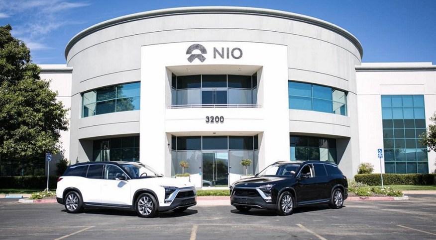Montadora Nio: Desde março, as ações da empresa dispararam mais de 1.000%
