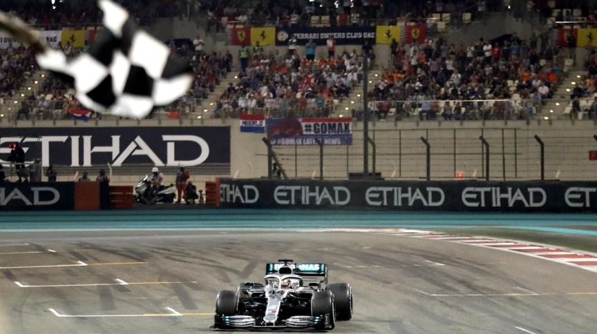 Grande Prêmio de Abu Dhabi de F1