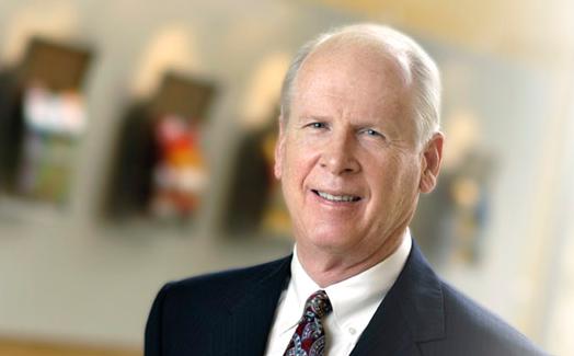 Robert T. Brockman, CEO da empresa de software Reynolds & Reynolds