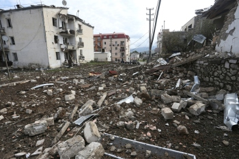 Guerra por região de Nagorno-Karabakh começou em 27 de setembro