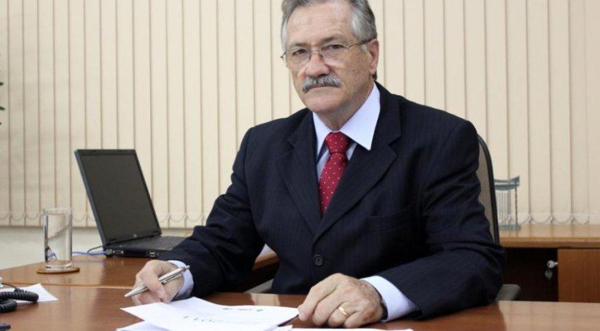 Mário Lanznaster, presidente da Aurora Alimentos, morreu neste domingo (18), aos 80 anos