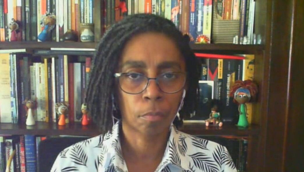 A diretora executiva da Anistia Internacional no Brasil, Jurema Werneck