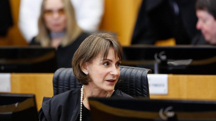 Ministra Maria Cristina Peduzzi, presidente do TST (9.dez.2019)
