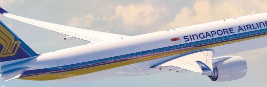 Airbus A350-900, da Singapore Airlines