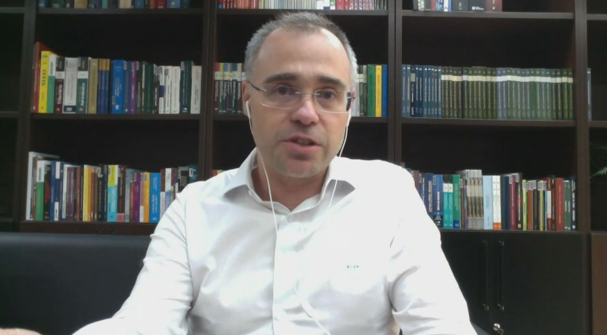 André Luiz Mendonça, advogado-geral da União, em entrevista à CNN
