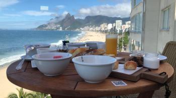 Em relação ao estado do Rio de Janeiro a previsão de ocupação é maior, 81%. Os locais mais procurados são Angra dos Reis, Arraial do Cabo e Penedo