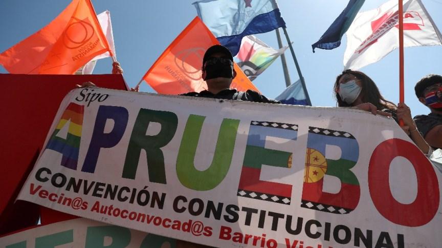 Chile votou sobre proposta por uma nova Constituição