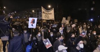 """""""Protestos só vão parar quando decisão for revertida"""", afirma manifestante"""
